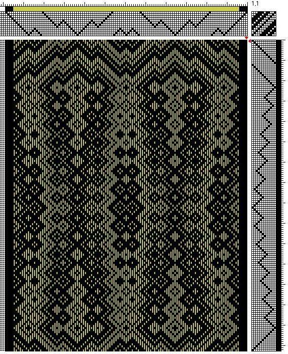 floor loom weaving instructions