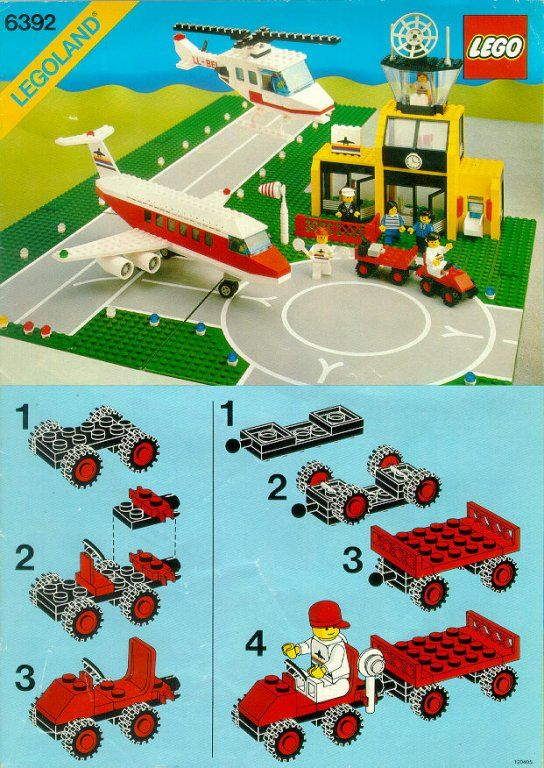 free printable lego instructions