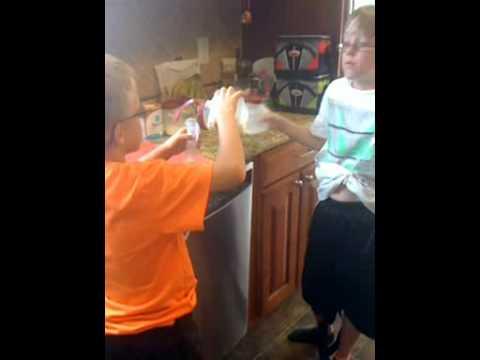 gravity tube feeding instructions