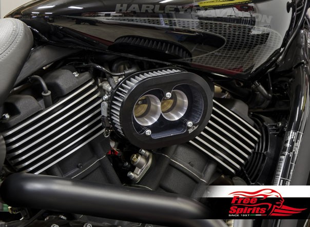 harley stage 1 air cleaner install instructions