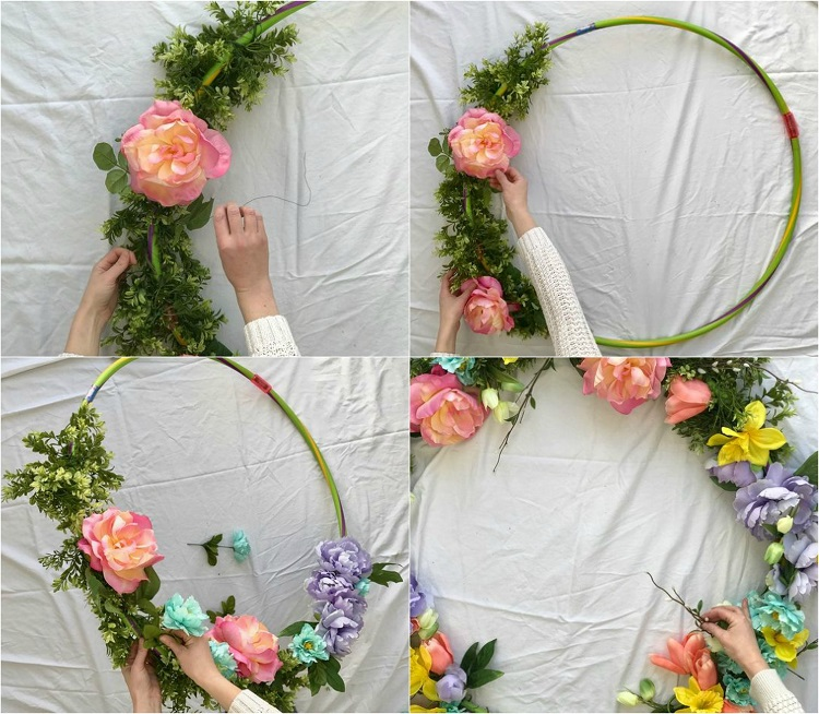 how to hula hoop instructions