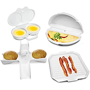 joie egg and bacon cooker instructions