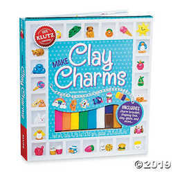 klutz clay charms instructions