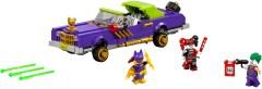 lego batmobile instructions 70905