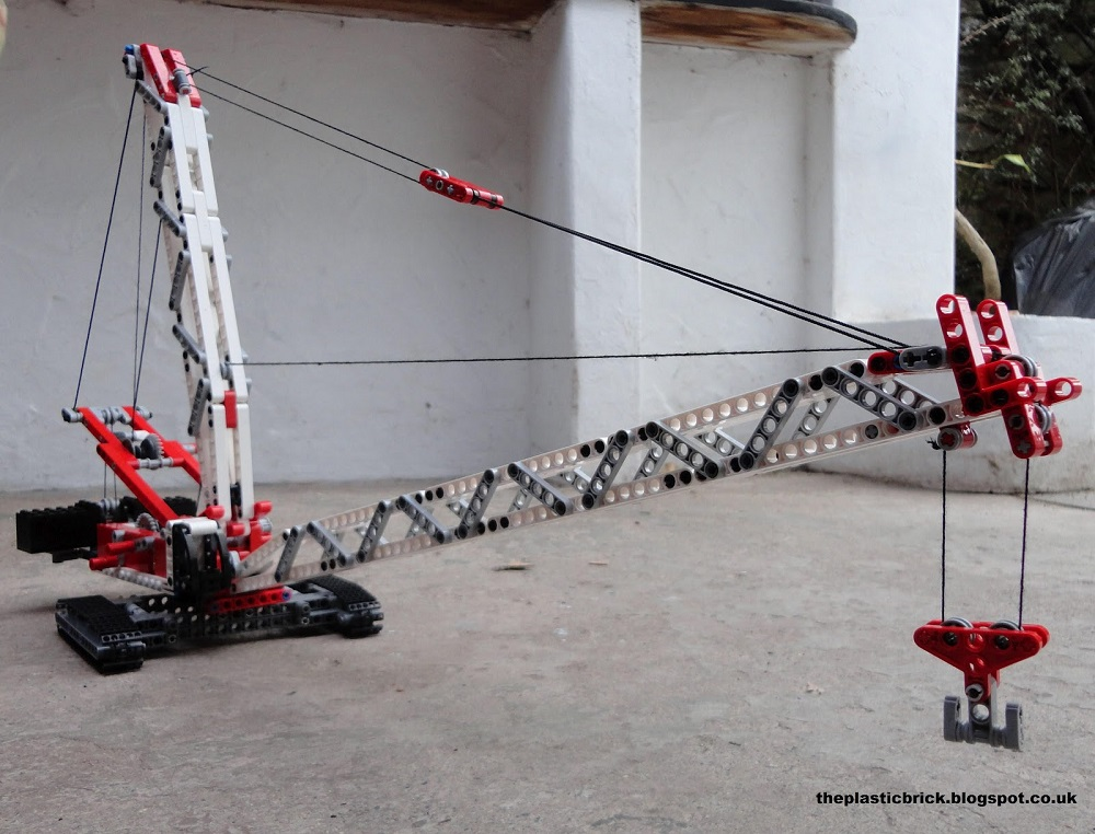 lego technic 8070 instructions