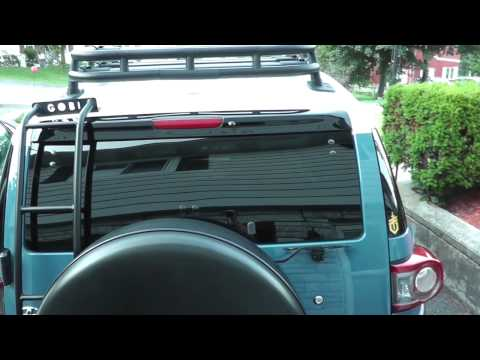 milford cargo barrier fitting instructions pajero
