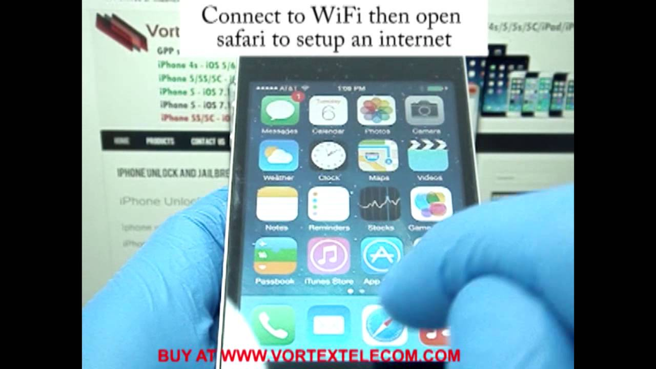 operating instructions for iphone 4s
