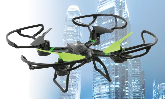 raptor aerial quadcopter instructions