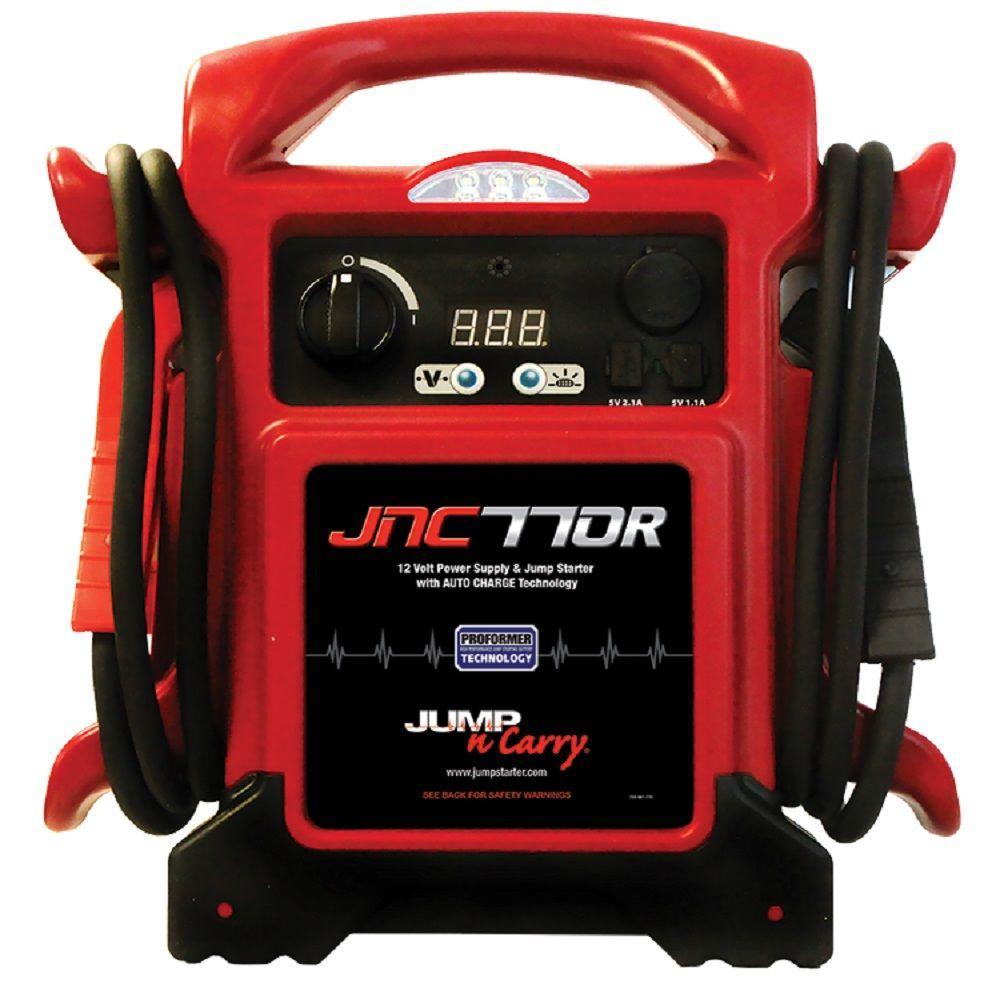 sca 1200 amp jump starter instructions