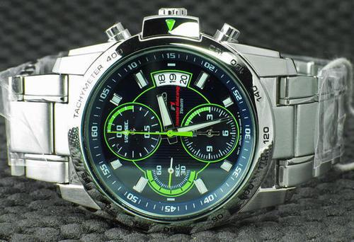 seiko chronograph 100m instructions