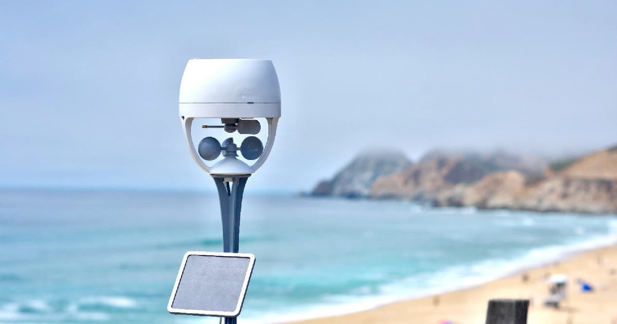 smart weather station instructions