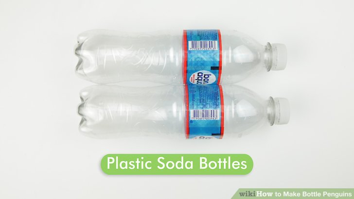 soda bottle penguin instructions