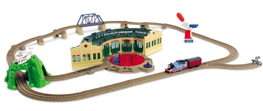 thomas and friends trackmaster motorized railway assembly instructions