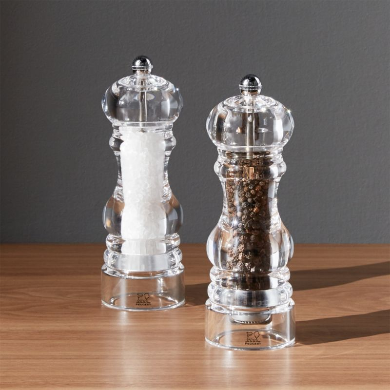 trudeau salt and pepper mill instructions