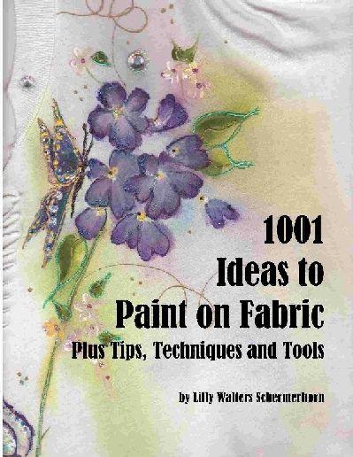 tulip fabric spray paint instructions