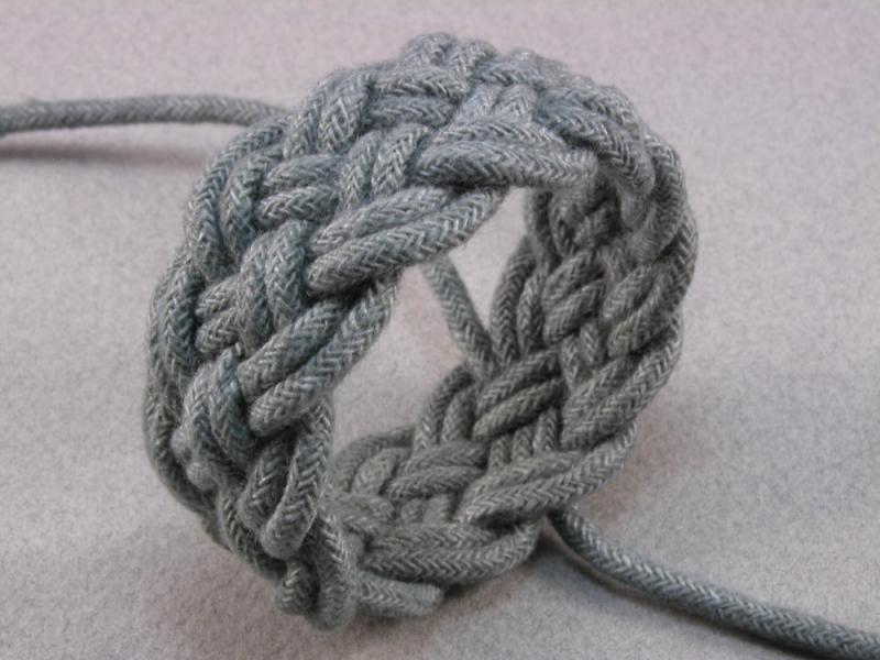 turks head knot instructions