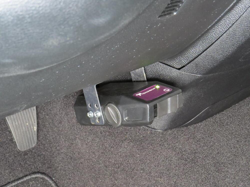 voyager brake controller instructions
