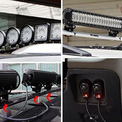 wiring instructions for led light bar
